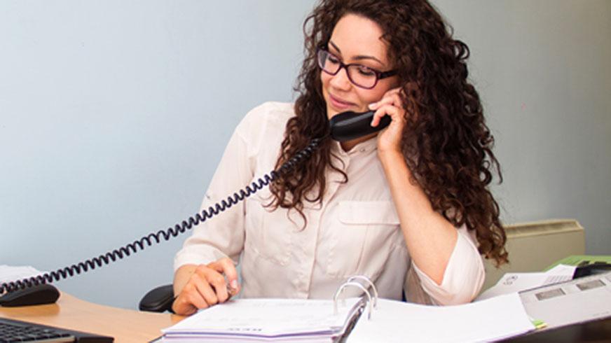 Client calling